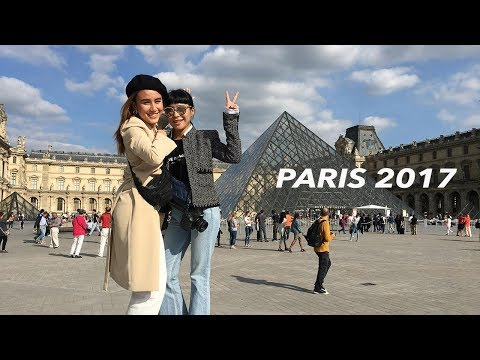 Paris Travel Guide 2017- Bloggers take paris #saffvlogs | Saffron Sharpe