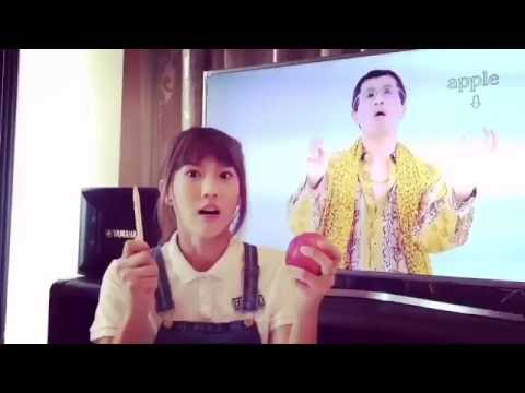 Thumbnail: JoyceChu四葉草版 PPAP Pen-Pineapple-Apple-Pen