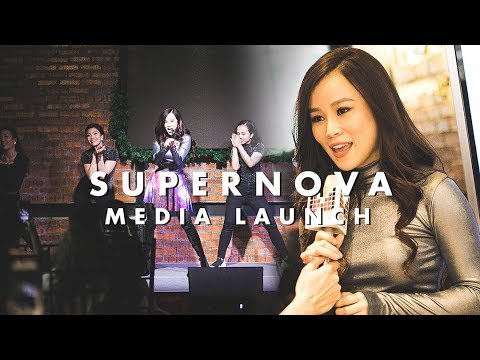 OMG! 😱The Launch Of My FIRST Bahasa Melayu Music Single, Supernova!