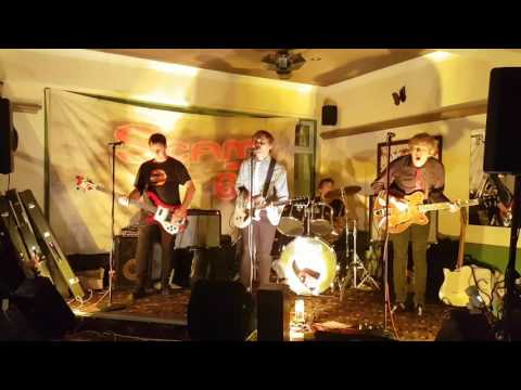 Pump it up Scam 69 at the Purple Emperor 27 August 2016