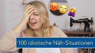 100 idiotische Situationen, die Du kennst, wenn Du nähst... |  Nastjas Nähkästchen