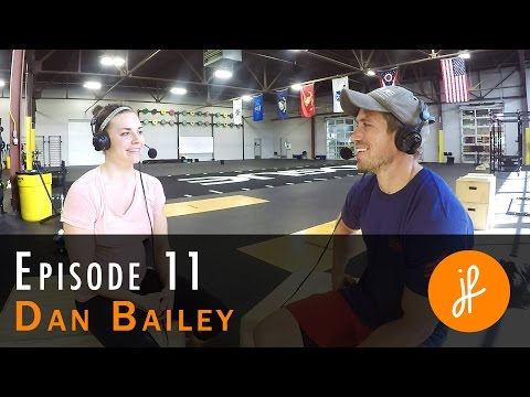 PH11  Dan Bailey on training for the 2016 CrossFit Games