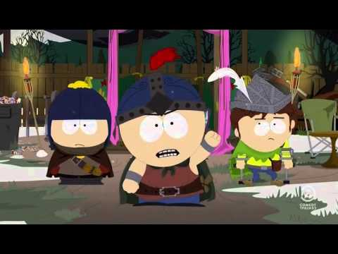 South Park-House Of The PS4(Game Of Thrones)