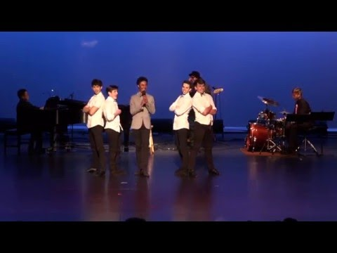 On Broadway - The Newsboys' Variety Show