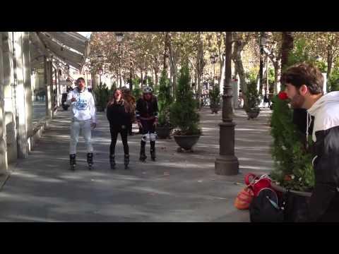 Extranjeros en España, Sevilla.