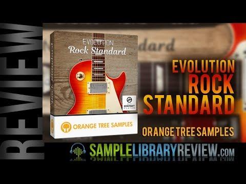Reveiw: Evolution Rock Standard by Orange Tree Samples