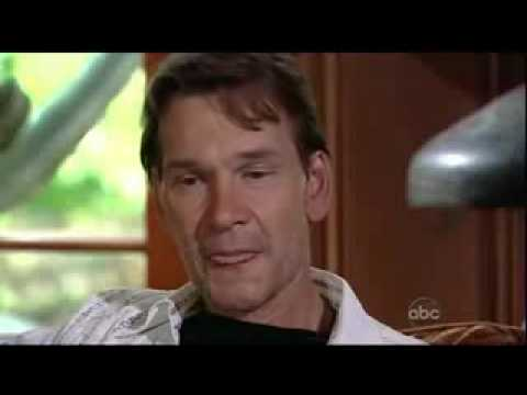 Patrick Swayze cancer on Barbara Walters Special