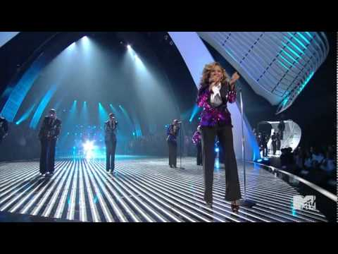 Beyoncé - Love On Top (Live Mtv Video Music Awards 2011)