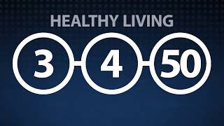 Research shows that 3 health behaviors contribute to the development of 4 major chronic diseases. together, those diseases account for 50% all deaths, wor...