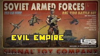 Toy Soldiers Cold War - Evil Empire Soviet Armed Forces