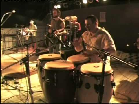 Congas Solo By Lele Shaddy & Santana Tribute Band