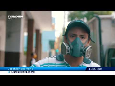Coronavirus: en Equateur, l'abandon des morts