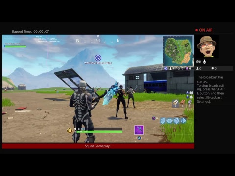 TheOfficialWeezys Live PS4 Broadcast