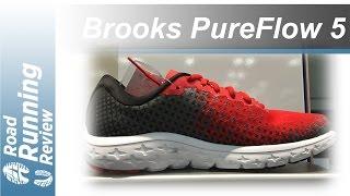 Brooks PureFlow 5 Preview