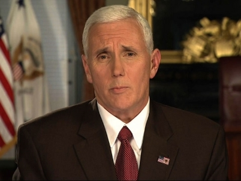 Pence: Congress Will 'Look At' Wiretapping Claim