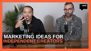 Marketing Ideas For Independent Creators And Directors With Shot By Huss - Content Sessions #11