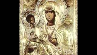 Byzantine Chant - Theotokarion Tone 4 - 3 - 4 Богородичник