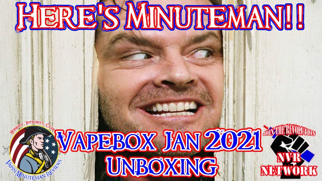 Download Vapebox unboxing January 2021