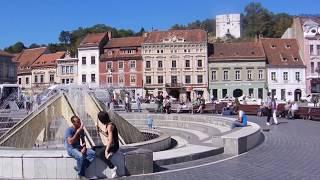 Brasov city of Romania - Город Брашов(, 2013-07-15T17:05:39.000Z)