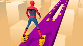 Skater Stacker All Level 20 Android And IOS Gameplay