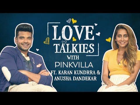 Karan Kundrra and Anusha Dandekar are a riot together | Love Talkies | Bollywood | Pinkvilla