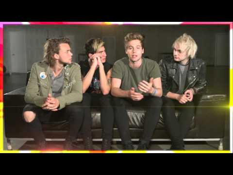 Breakthrough Songwriter of the Year: 5 Seconds of Summer - 2015 APRA Music Awards