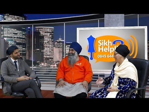 Sikh Helpline Show on SKY 836 Sangat TV - Sikh Helpline Aust