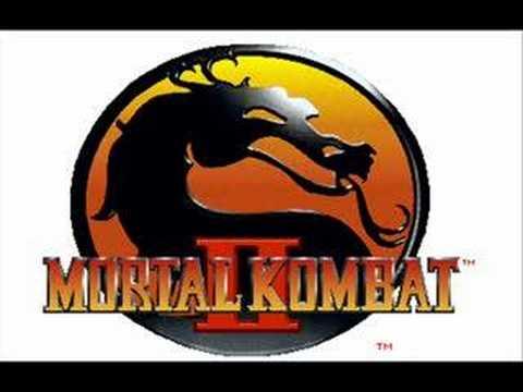 Mortal Kombat 2 Music-The Armory
