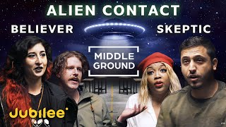 Have Aliens Made Contact with Earth? Believers vs Skeptics