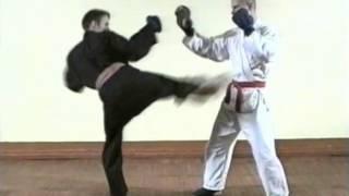 Техника спарринга рукопашного боя 1-11