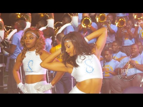 90's Mix - Southern University Marching Band 2015 - Filmed in 4K