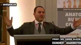 """Emre Alkin 'den muhteşem bir seminer """"YENİ PARADİGMALAR"""""""