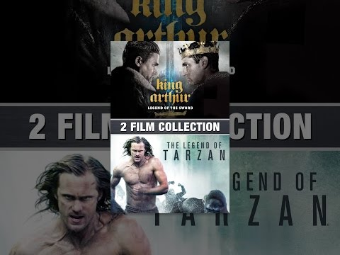 King Arthur & Legend of Tarzan Bundle