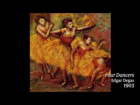 Edgar Degas: 6 Minute Art History Video