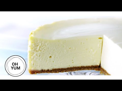 Professional Baker's Best Cheesecake Recipe!