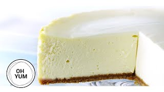 Incredible New York Cheesecake Recipe! | Oh Yum With Anna Olson