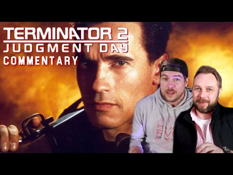TERMINATOR 2 Full Movie Commentary