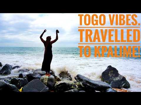 Togo Vlog Day 3   Chateau Vial, Cascade de Kpime, Lome Cathedral, etc