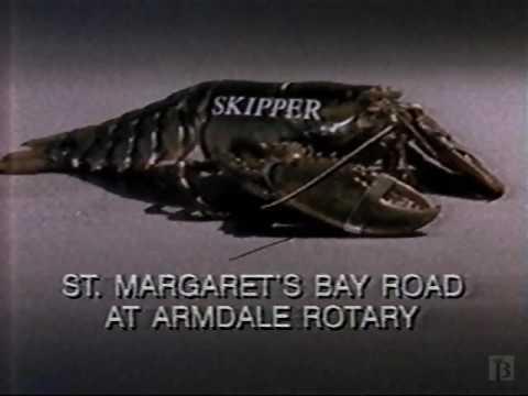Skipper Seafoods Commercial 1990 - Nova Scotia