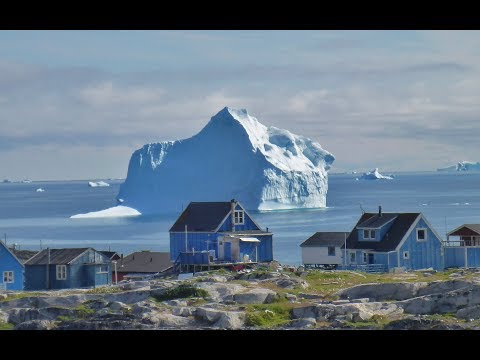 Greenland west coast to the far north (2015)