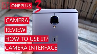 hindi OnePlus 3 Camera Review!!