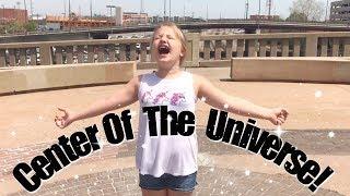 We Found The Center of The UNIVERSE, Tulsa Oklahoma!!