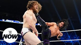 WWE Superstars react to Mustafa Ali's battle with Daniel Bryan: WWE Now