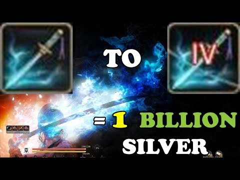 BDO | Offin Tett +0 to TET Costing ONLY 1 Billion Silver