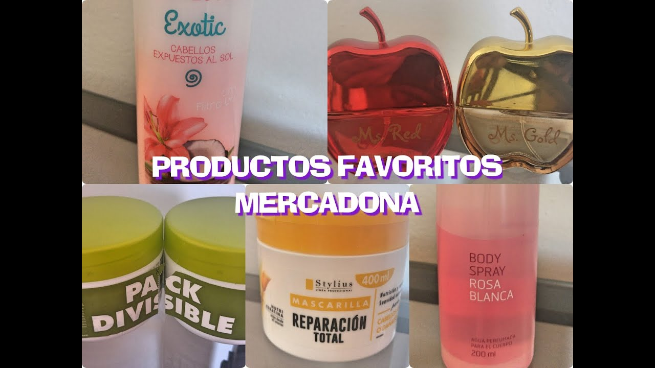 Productos favoritos de mercadona agosto youtube for Productos limpieza coche mercadona