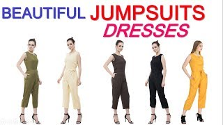 Jumpsuit for Girls   diy jumpsuit   Jumpsuit in India   Order Your Style😍