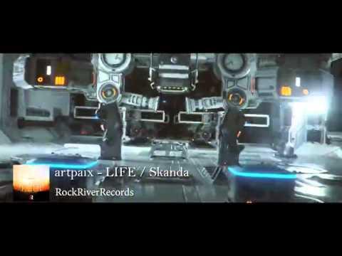 artpaix - LIFE / Skanda (Preview Music Video For YouTube)