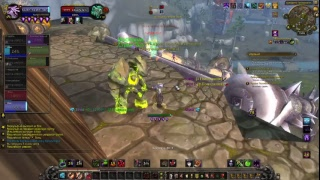Играем в World of warcraft  Legion 7.3.5  †