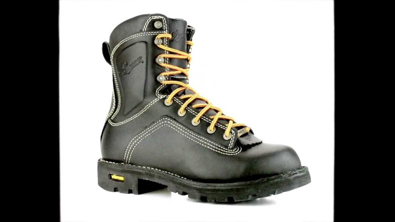 Men&39s Danner 14546 8 Inch Steel Toe Waterproof Work Boots @ Steel
