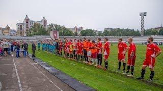 Финал Кубка Липецкой области по футболу 2016. Награждение.